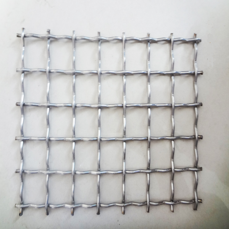 Double Crimped Screen Mesh