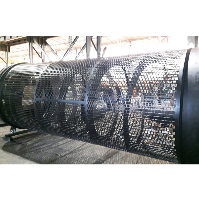Trommel Screen Mesh